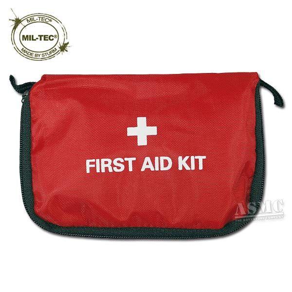 Mil-Tec First-Aid Kit small rot