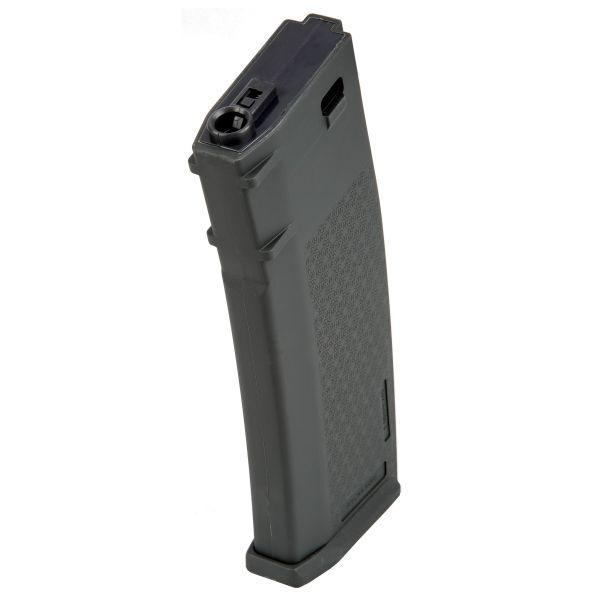 Specna Arms Magazin M4 / AR15 S-Mag Midcap 120 Schuss grau