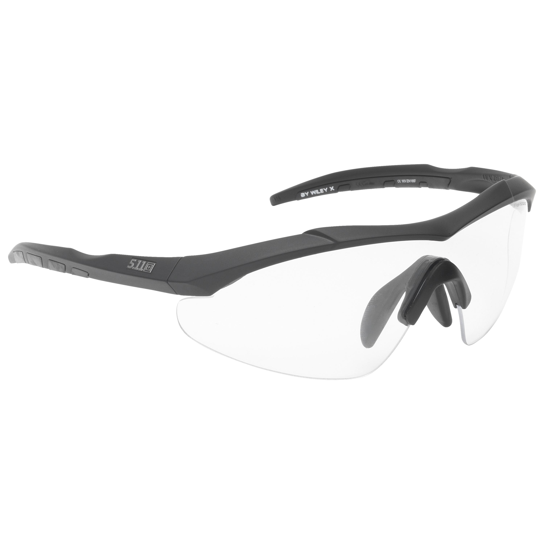 5.11 Schutzbrille Aileron Shield matt schwarz