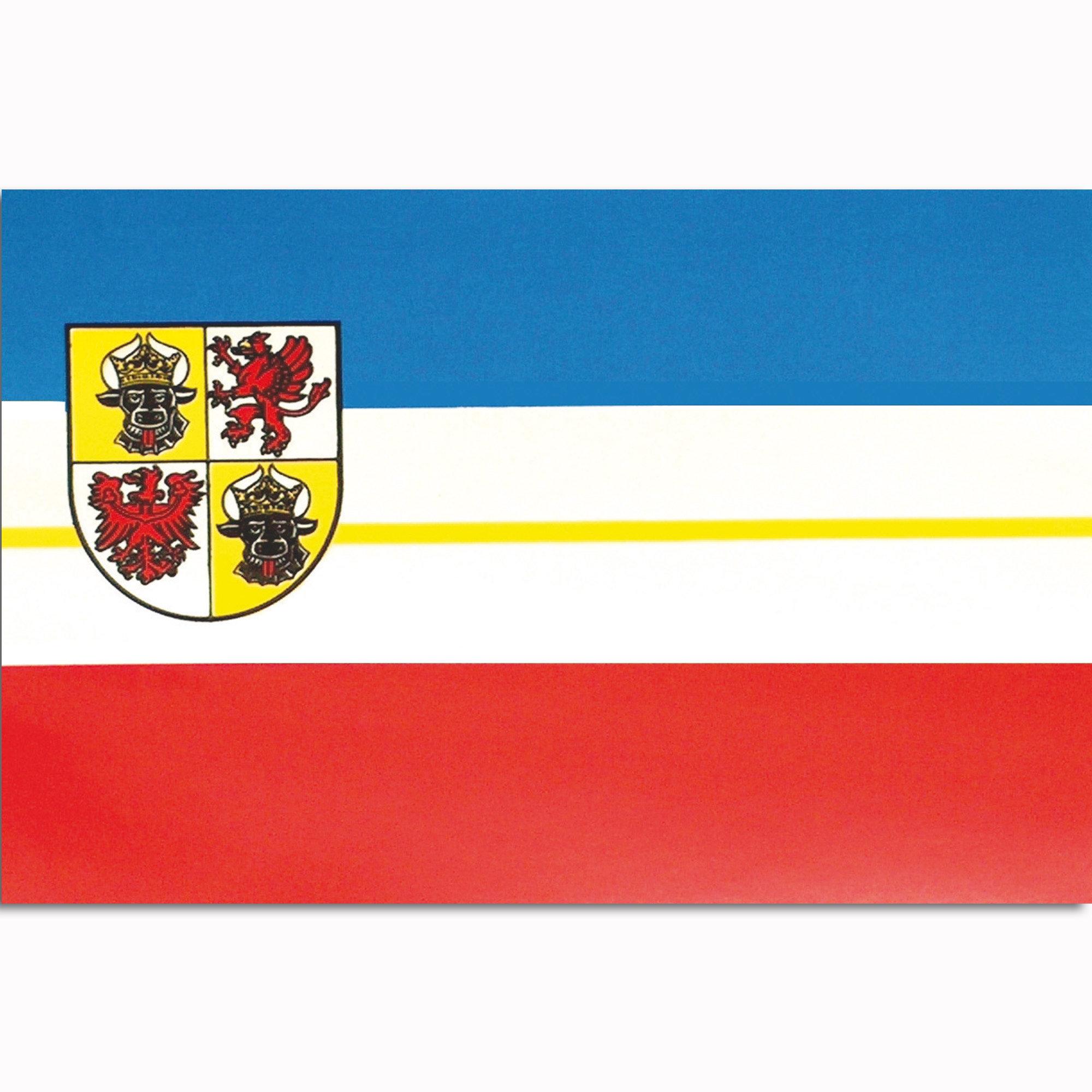 Aufkleber Mecklenburg-Vorpommern