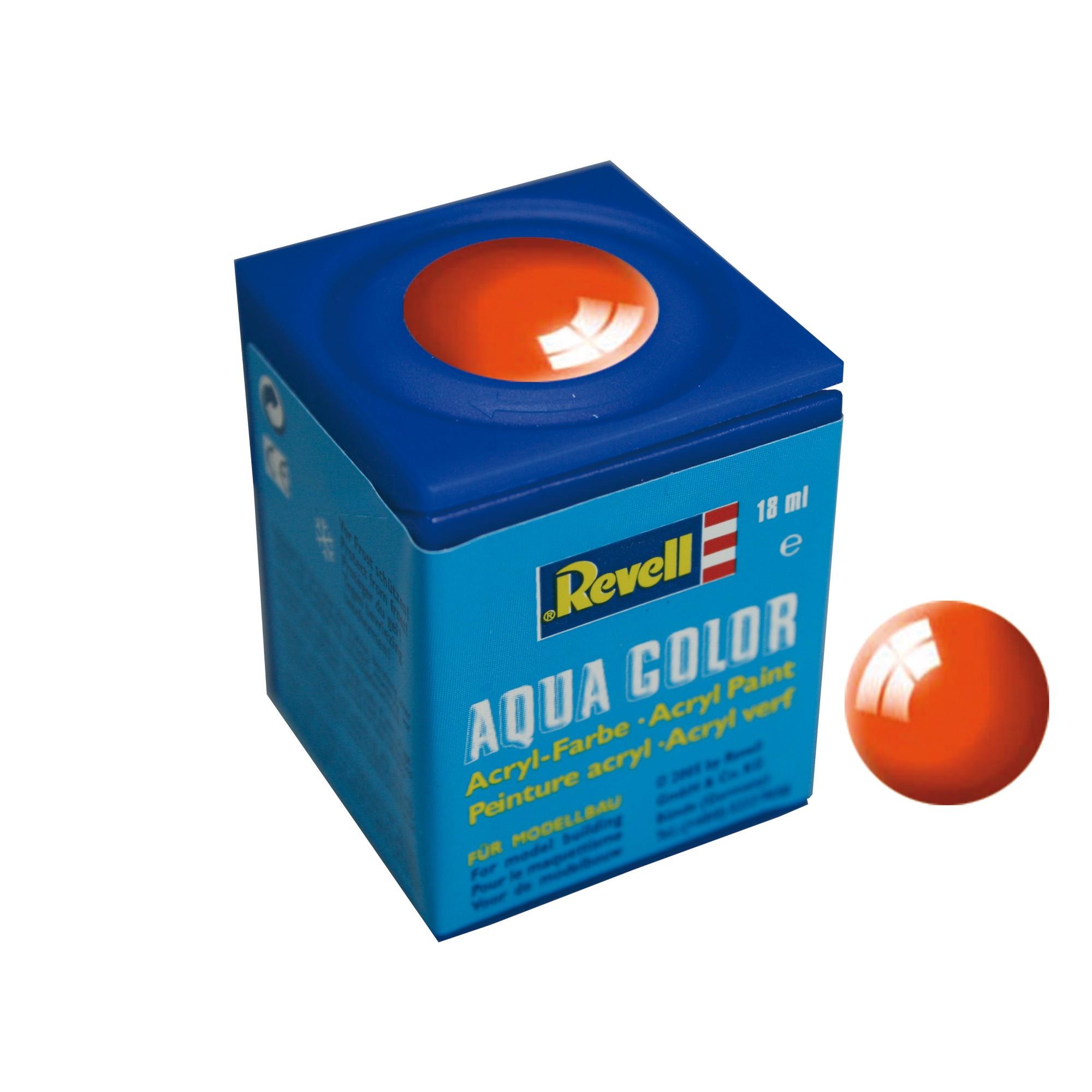 Revell Aqua Color glänzend orange