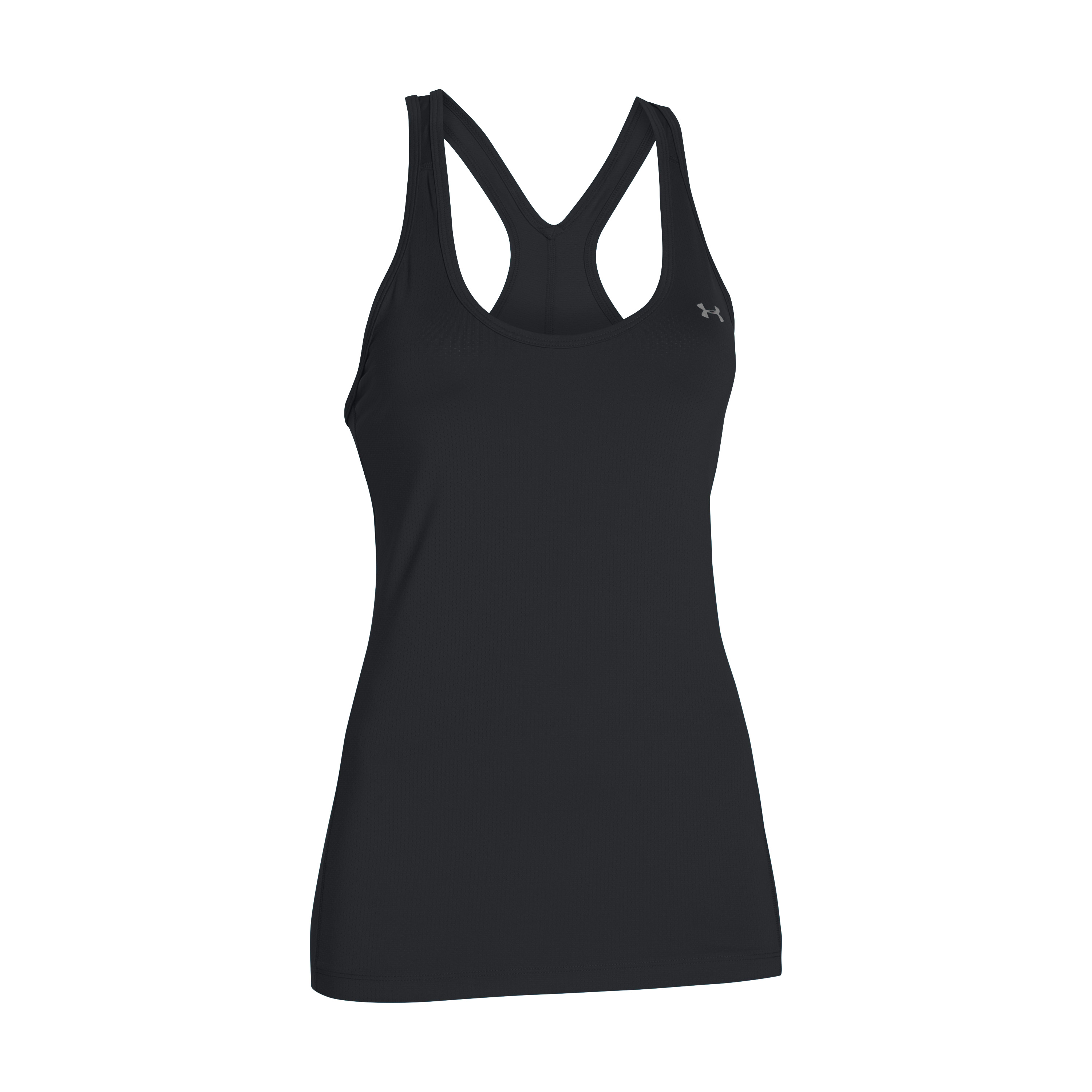 Under Armour Women Tanktop HeatGear Armour Racer schwarz