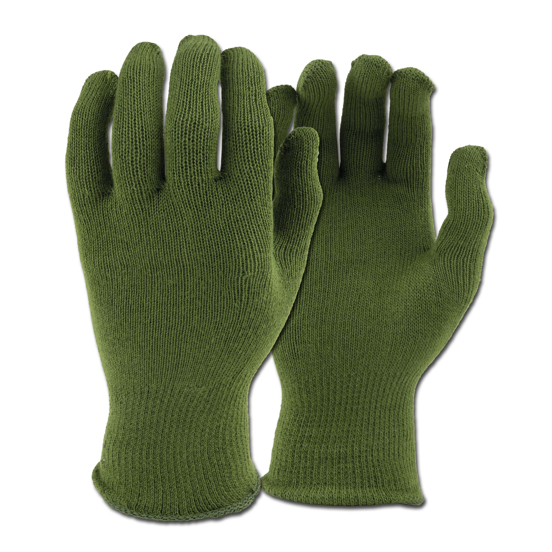 Thermo-Handschuhe Highlander oliv