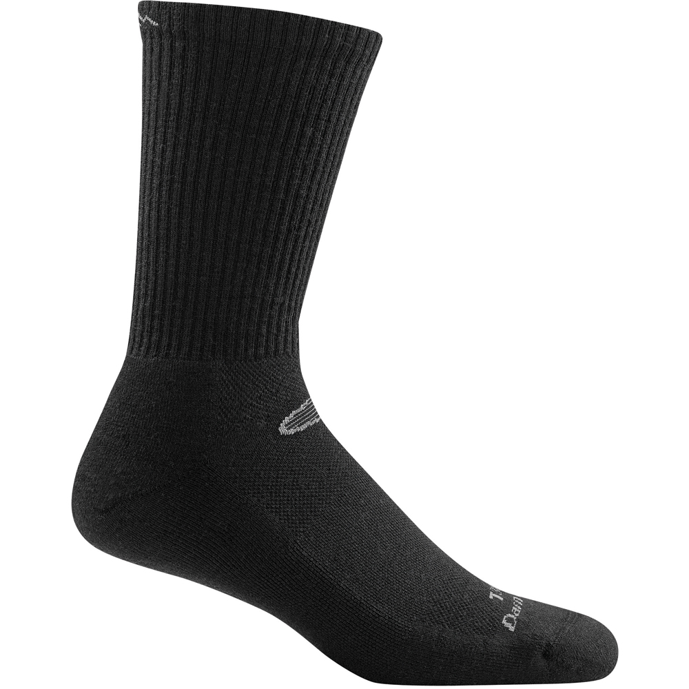 DarnTough Socken T3001 Tactical Micro Crew Light schwarz