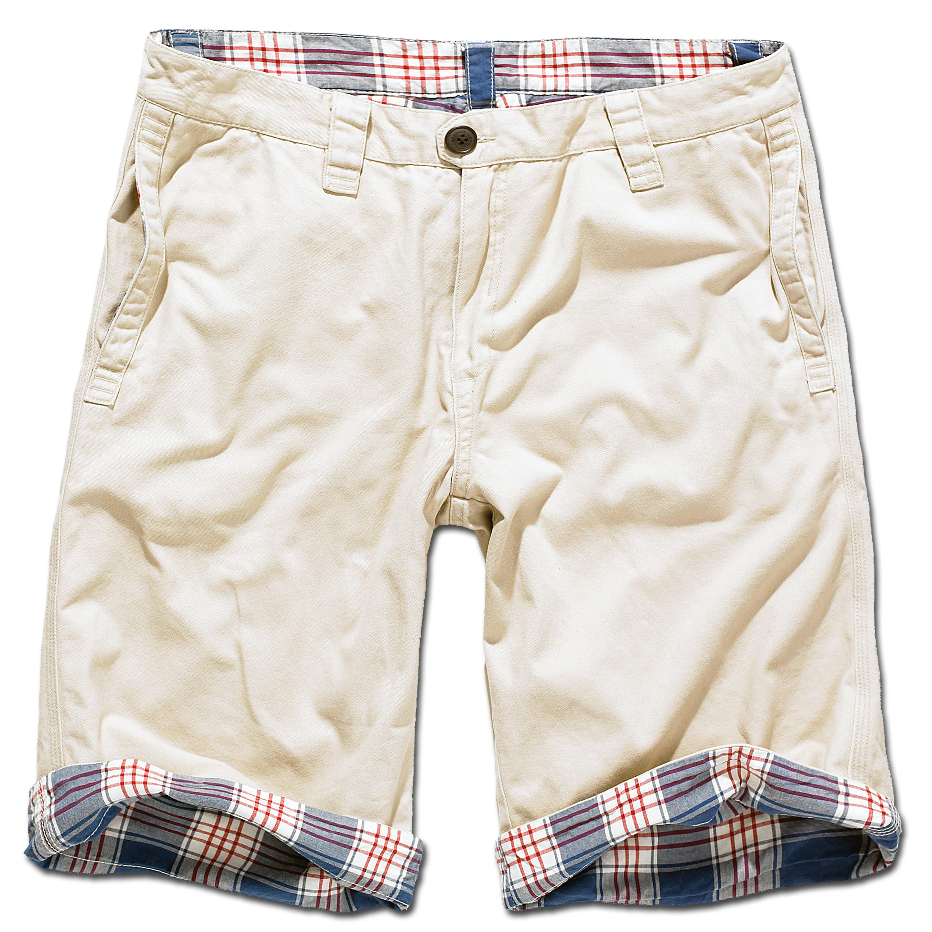 Brandit Shorts Raider 2 in 1 beige