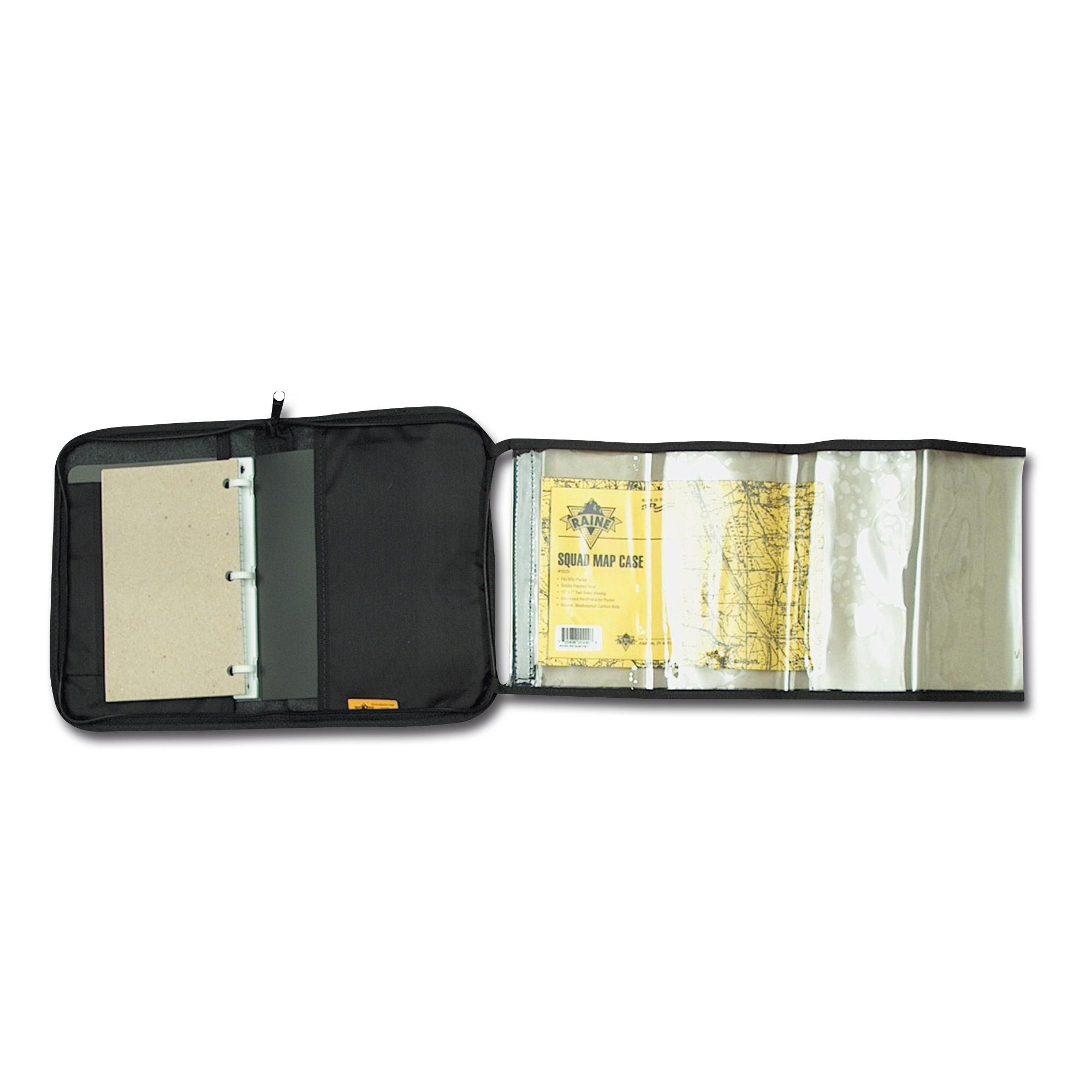 Mini Kartentasche schwarz
