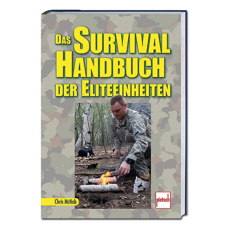 Buch Das Survival Handbuch der Eliteeinheiten Neuauflage