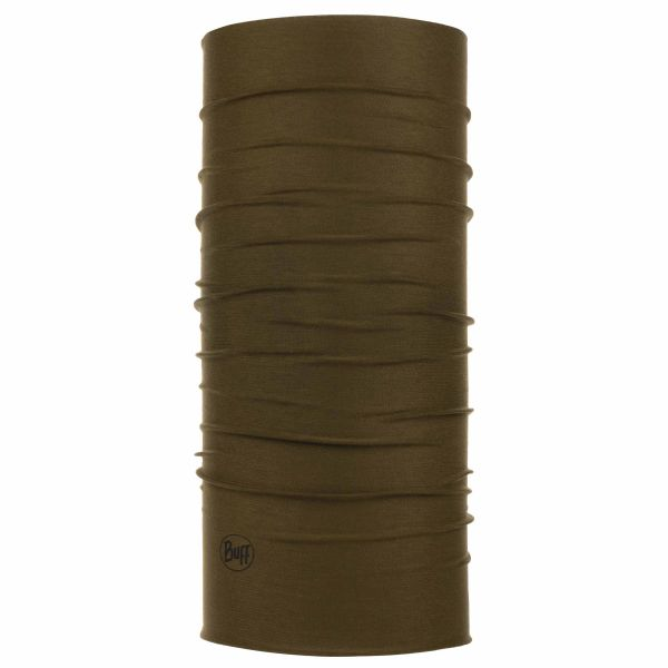 Buff Schlauchtuch Coolnet UV Insect Shield solid military