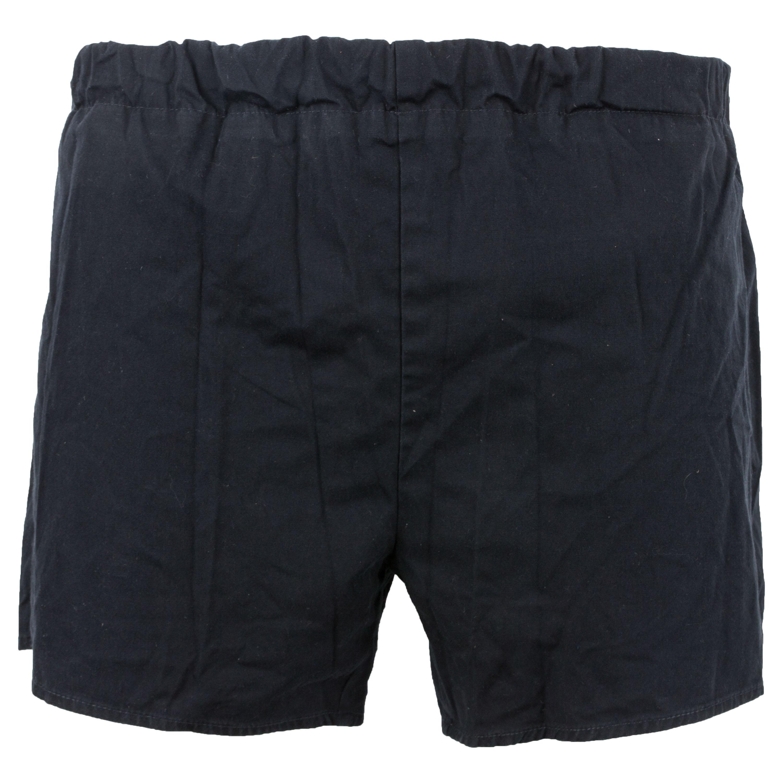 Britische Sporthose schwarz gebraucht