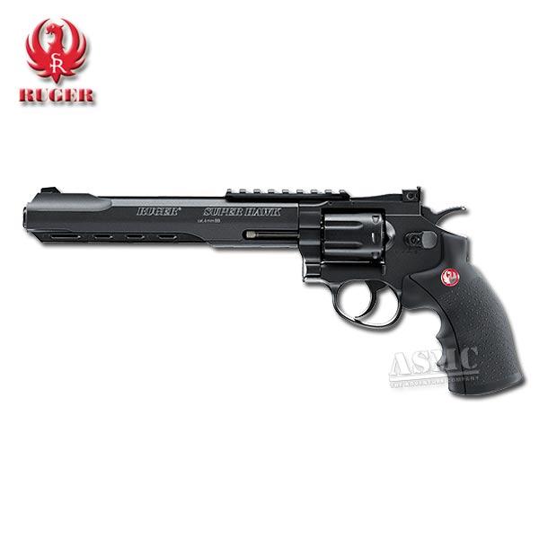 Revolver Ruger Super Hawk schwarz