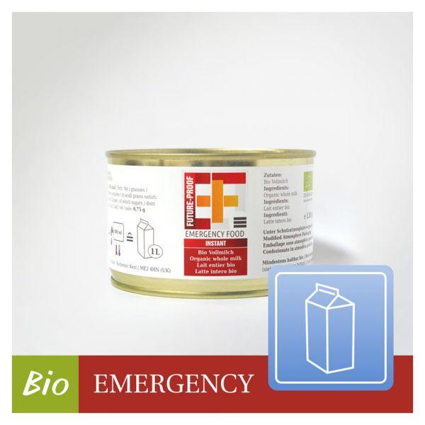 EF Emergency Food Basic Bio Vollmilchpulver 120 g