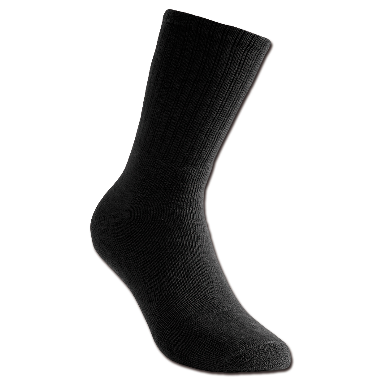 Woolpower Socken Active schwarz