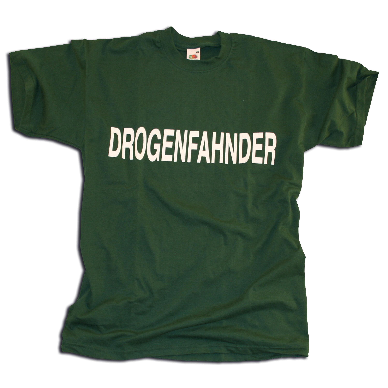 T-Shirt Drogenfahnder