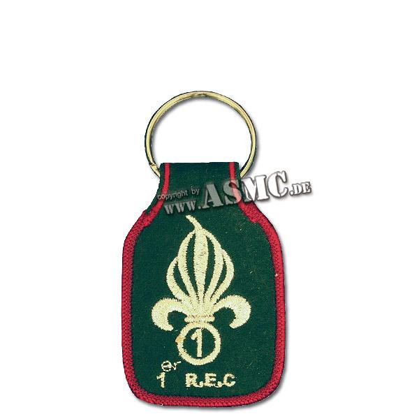 Schlüsselanhänger Fremdenlegion 1er REC