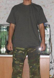 T-Shirt olivgreen
