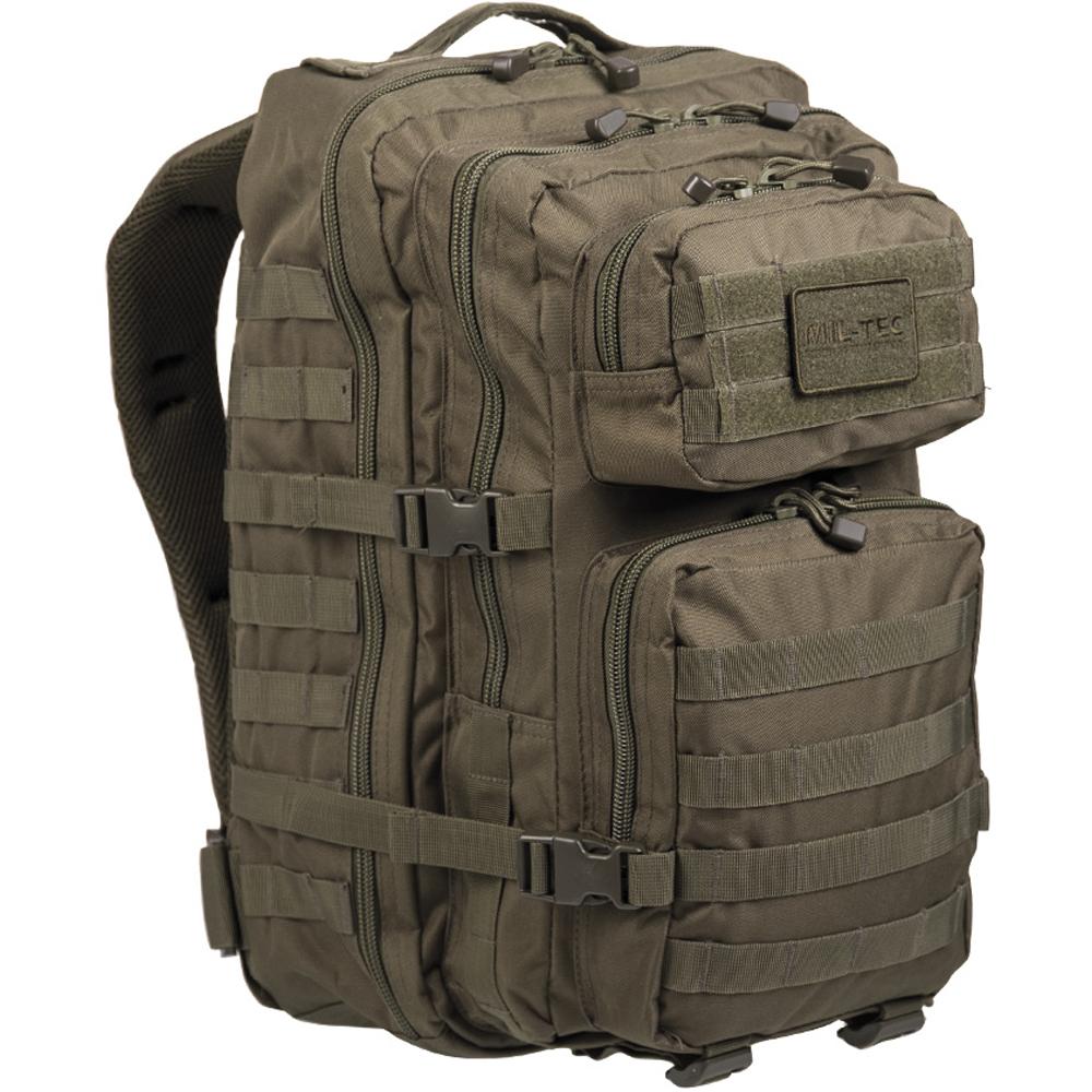 Rucksack US Assault Pack II oliv