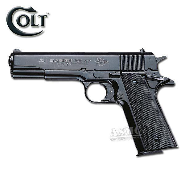 Pistole Colt Government 1911 A1 brüniert