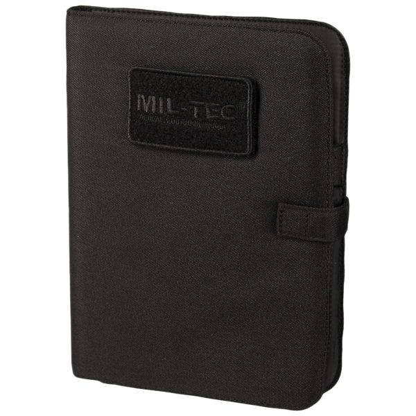 Tactical Notebook medium schwarz