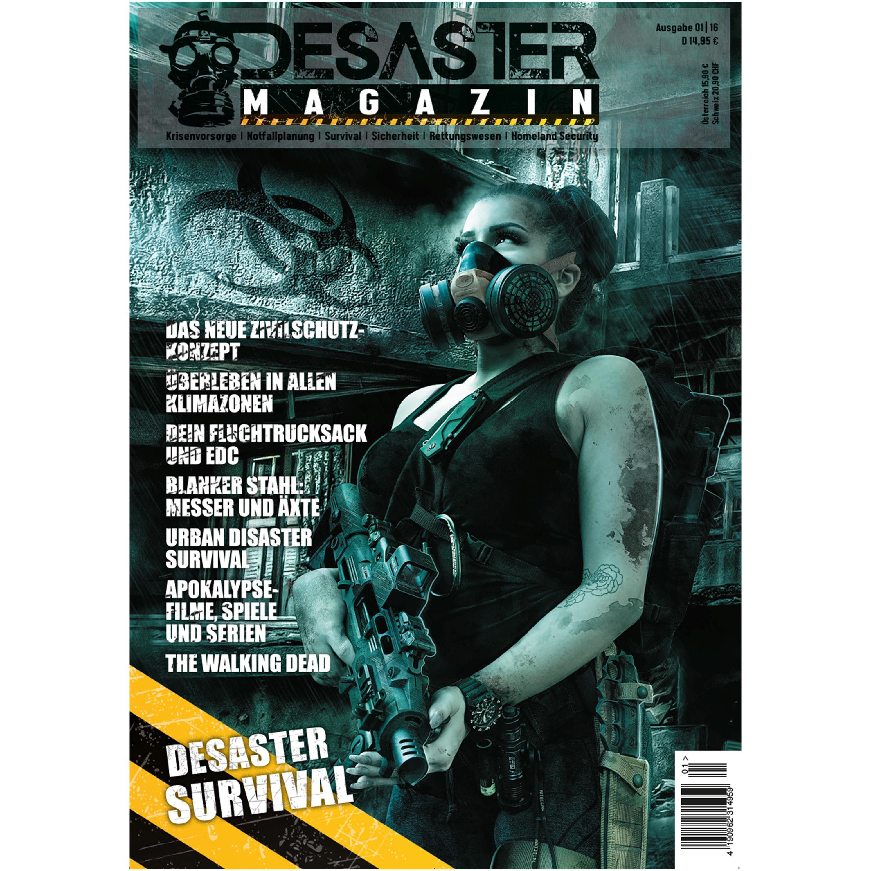 Desaster Magazin 01/16