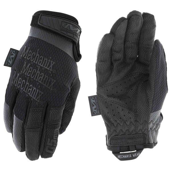 Mechanix Handschuhe Womens Specialty 0.5 mm Covert schwarz