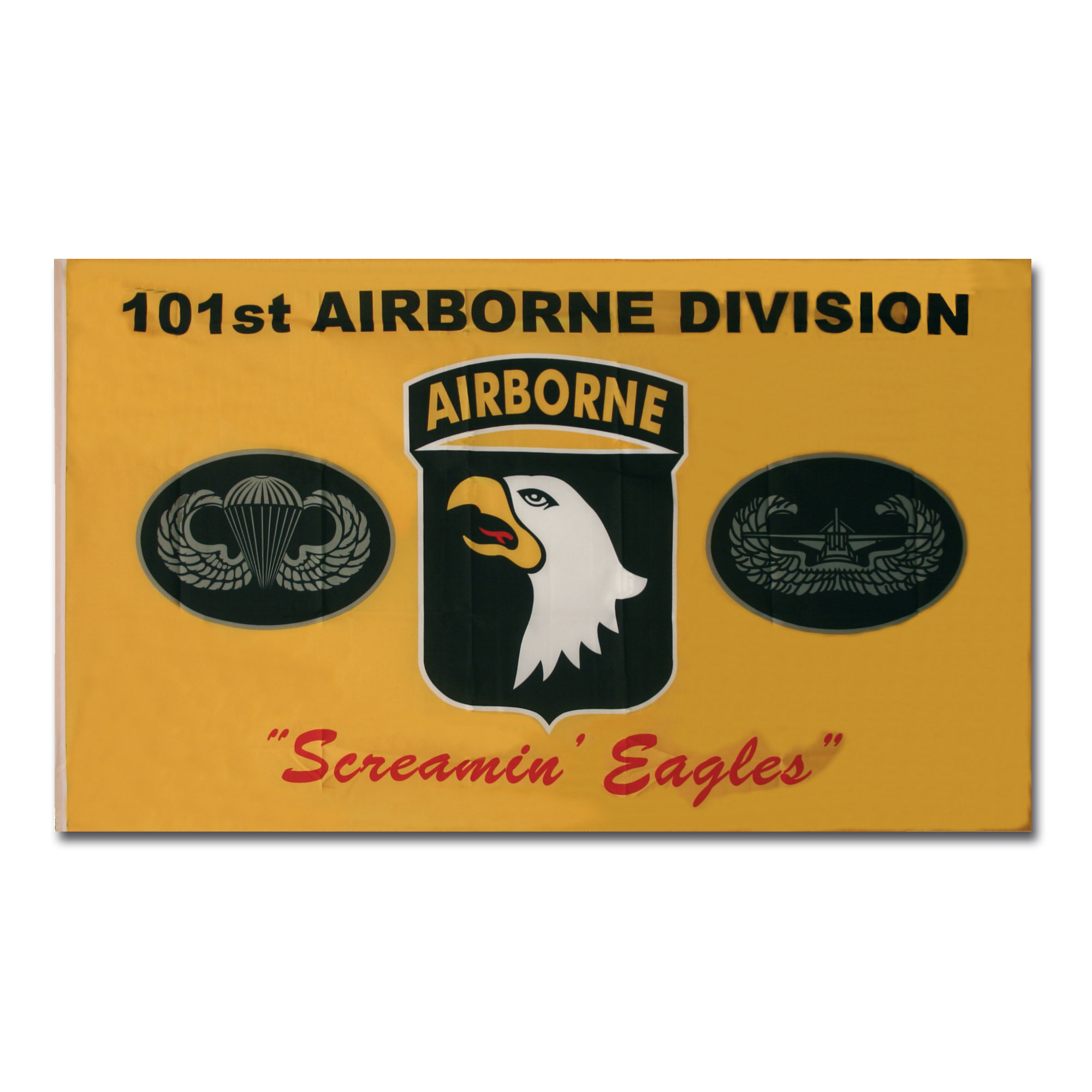 Flagge 101st Airborne