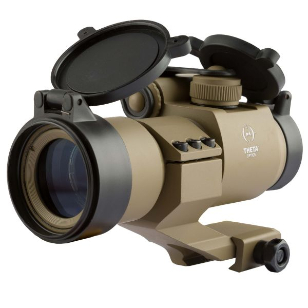 THO Zieloptik Battle Reflex Red Dot Sight tan