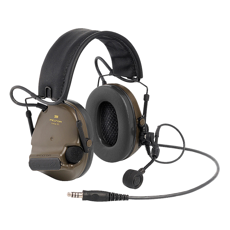 3M Gehörschutz Peltor Comtac XPI mit Mikrofon oliv