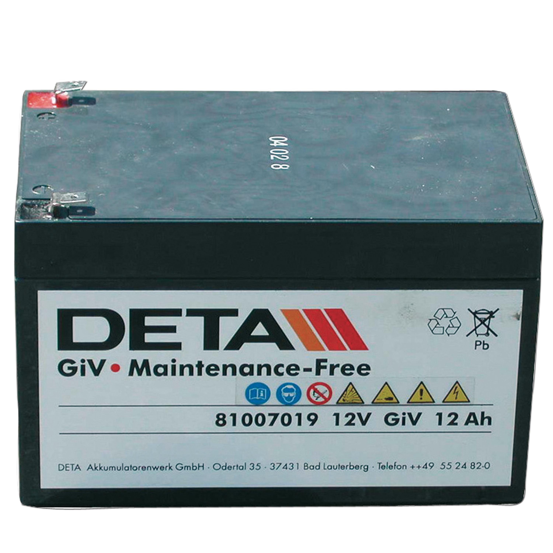 Batterie BTG 12V/12Ah