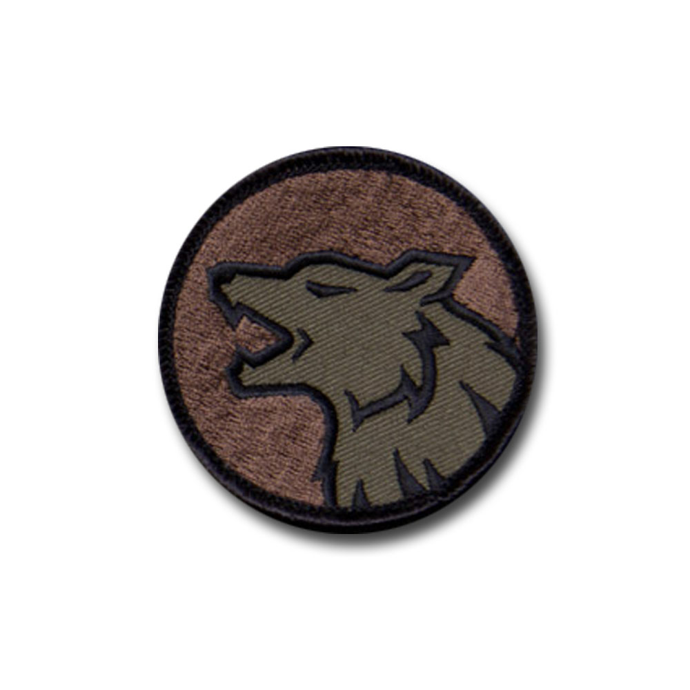 MilSpecMonkey Patch Wolf Head forest