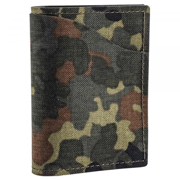 MD-Textil Geldbeutel Kardamäpple 5 Farb-flecktarn