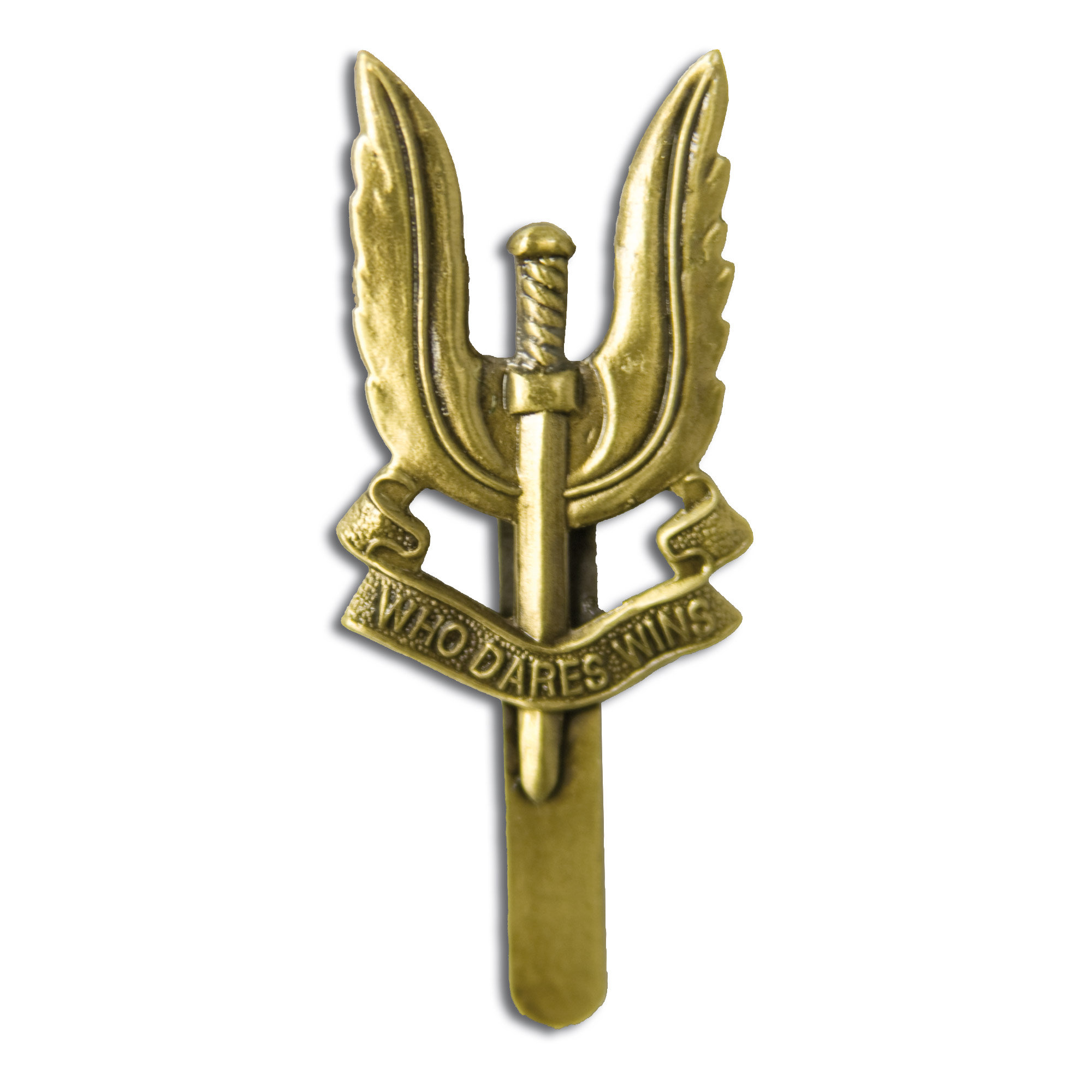 Abzeichen SAS Metall