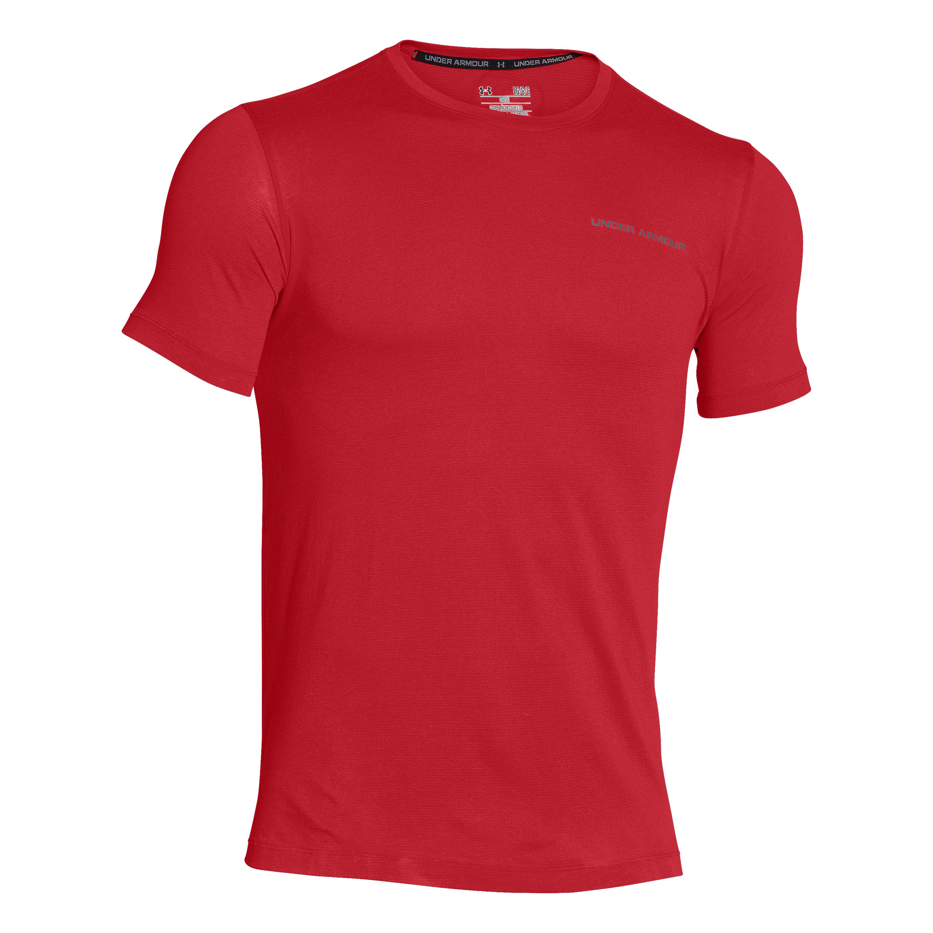 Under Armour T-Shirt Charged Cotton rot
