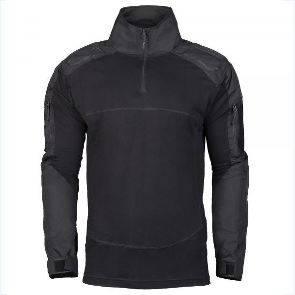 Mil-Tec Combat Shirt Chimera schwarz