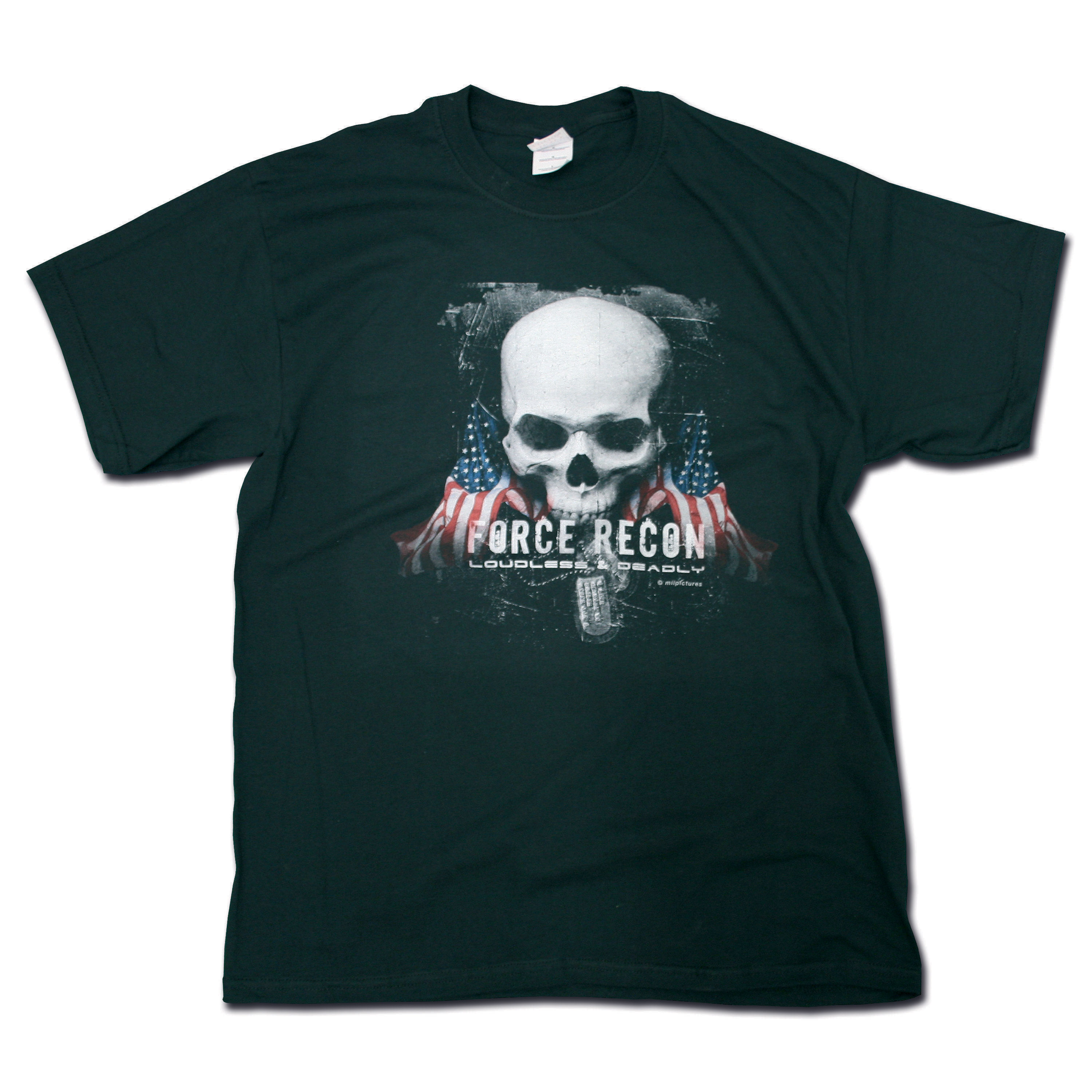 T-Shirt Mil-Pictures Force Recon