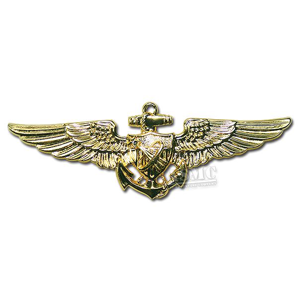 Abzeichen US Astronaut Navy
