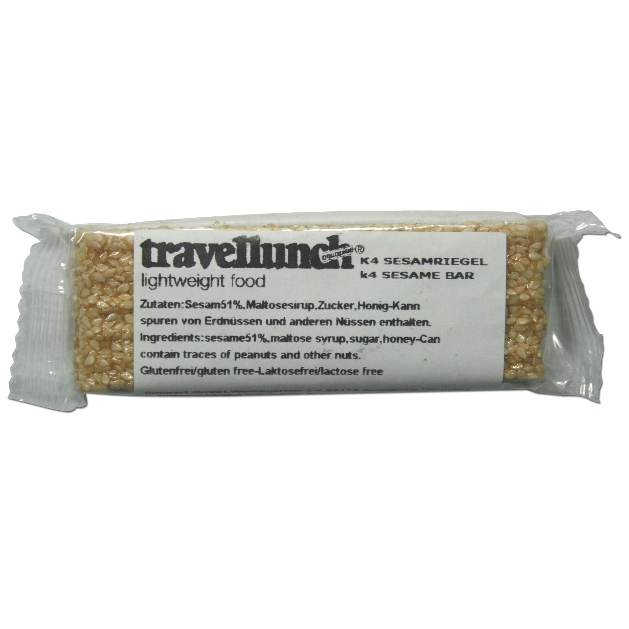 Travellunch K4 Sesamriegel