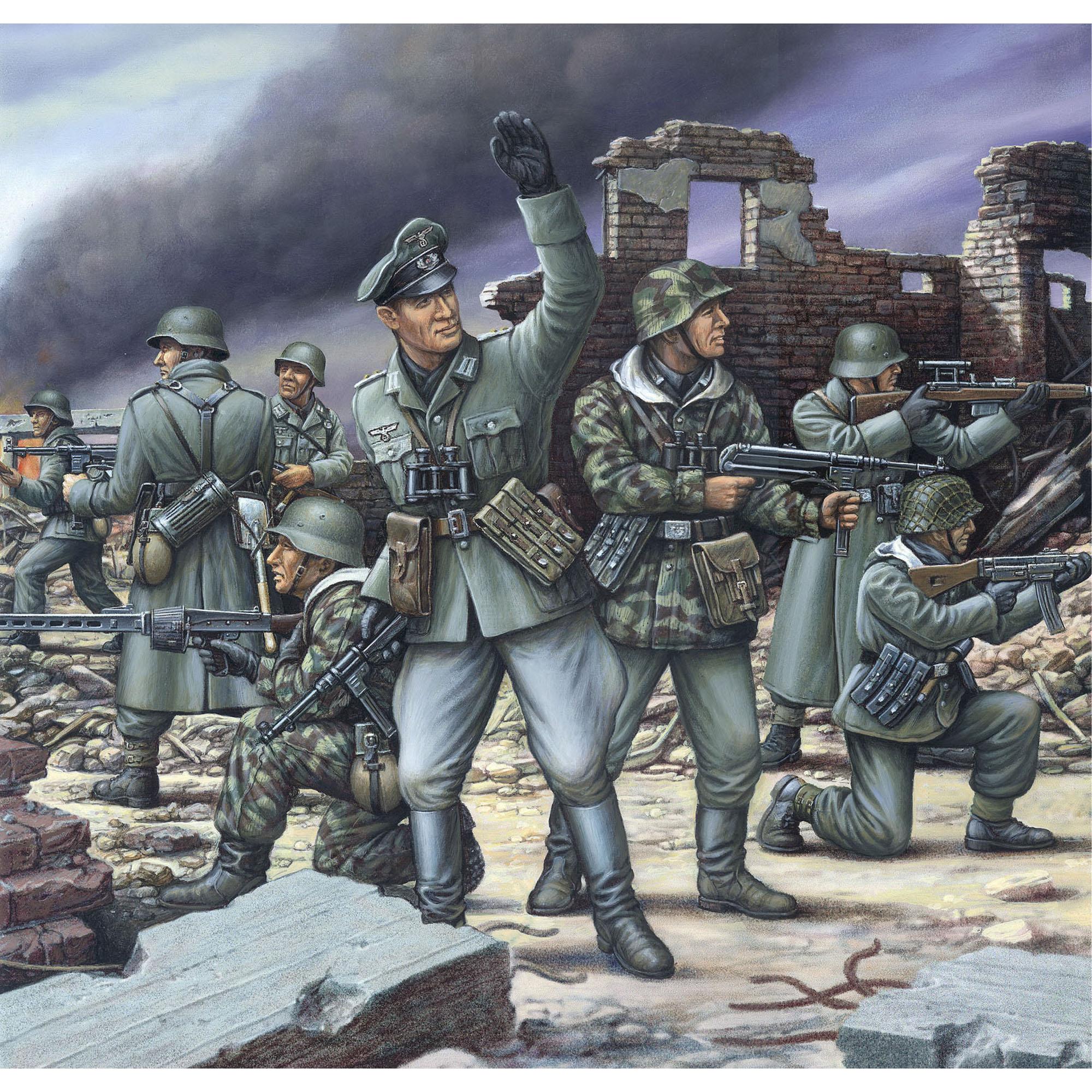 Revell Deutsche Panzergrenadiere 1944