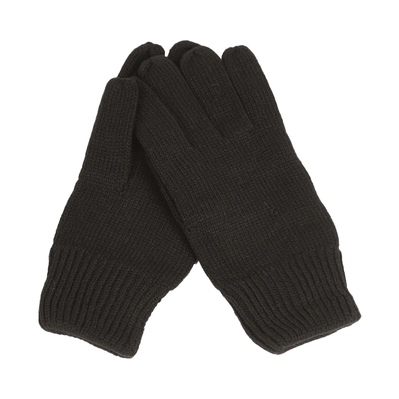 Fingerhandschuhe Pan schwarz