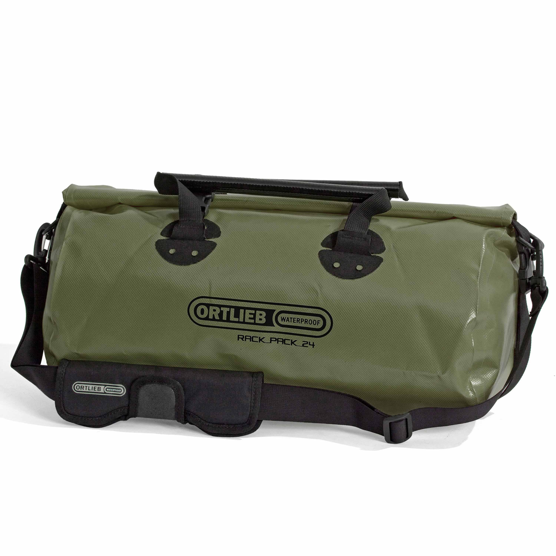 Ortlieb Packsack Rack-Pack 24 Liter oliv