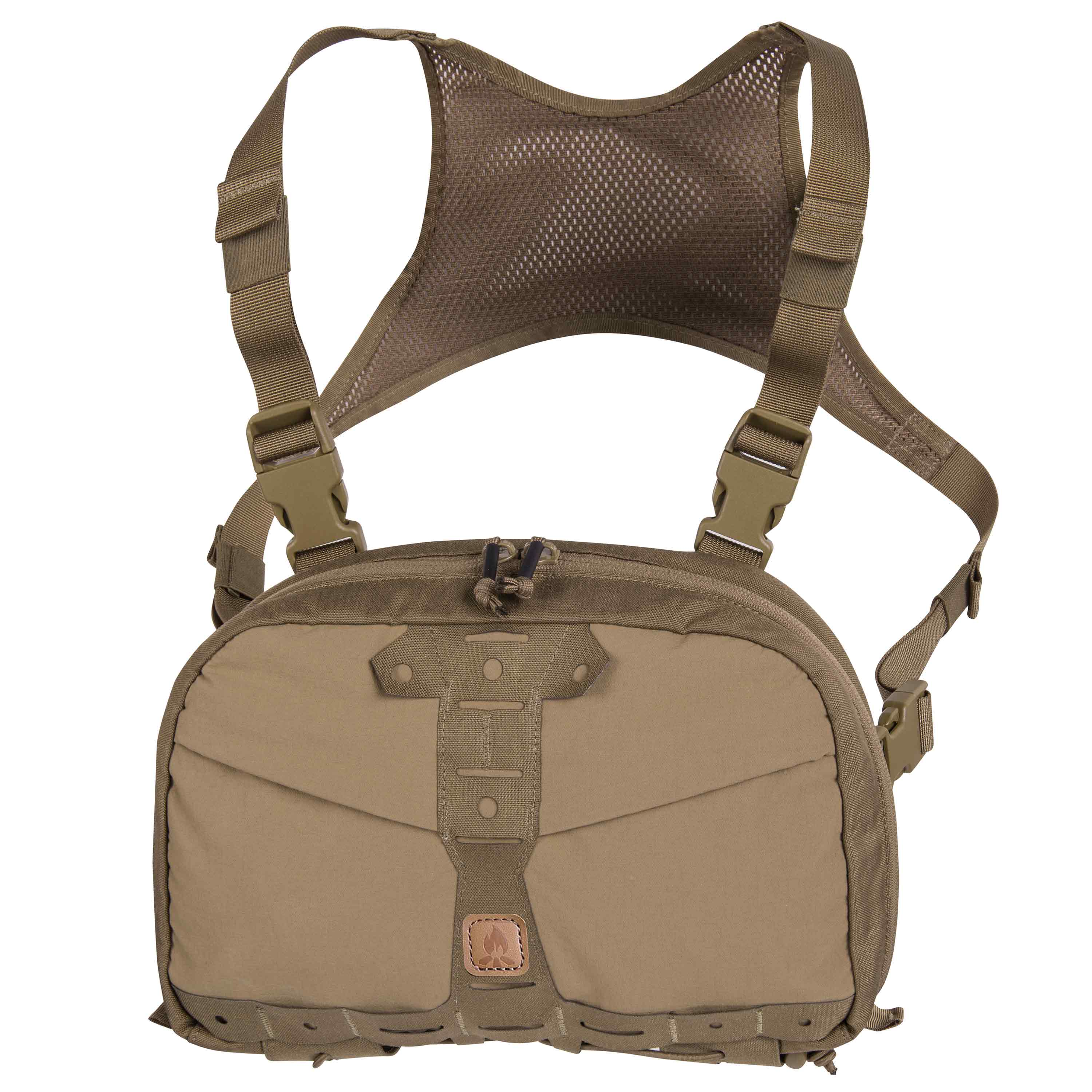 Helikon-Tex Brusttasche Chest Pack Numbat coyote