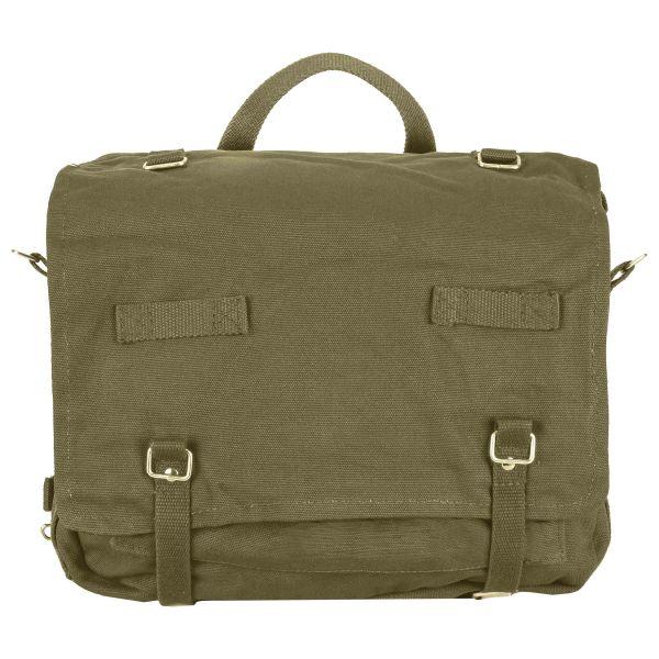 BW Packtasche oliv
