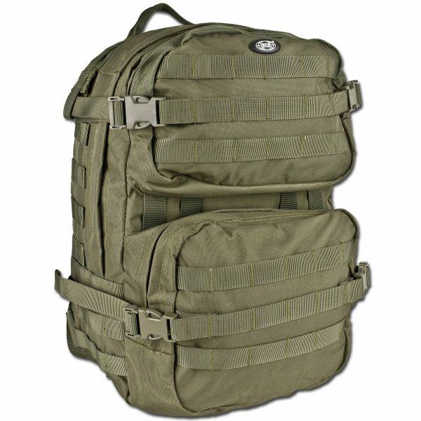 Rucksack US Assault Pack III oliv
