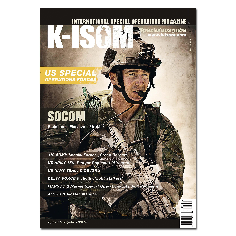 Kommando Magazin K-Isom Spezialausgabe US SOCOM