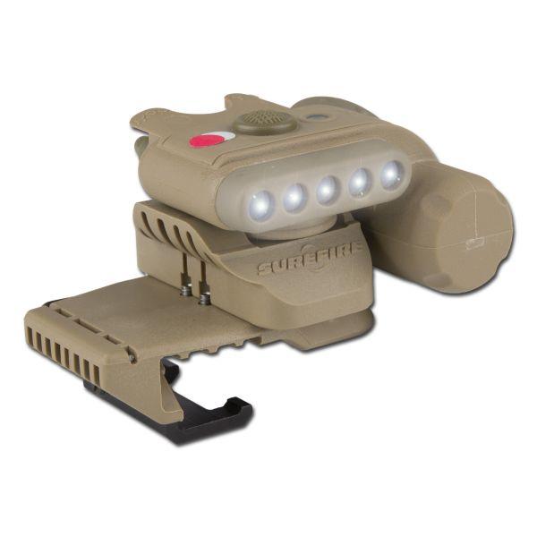 Helmlampe SureFire HL1 C sand