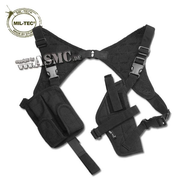 Schulterholster Mil-Tec schwarz