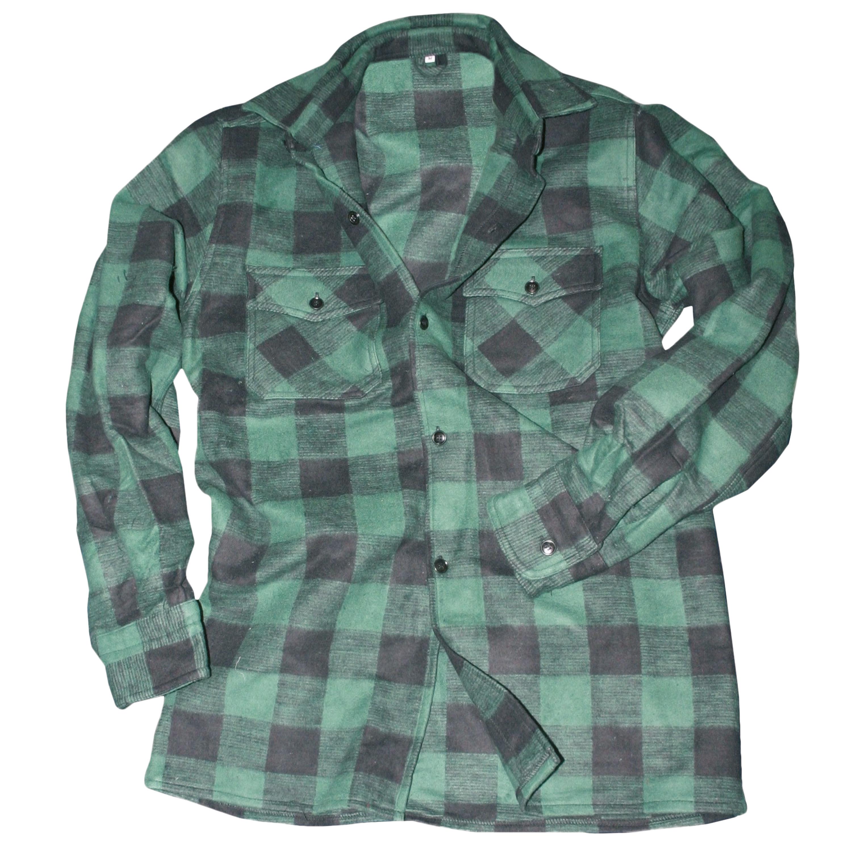 Holzfällerhemd grün