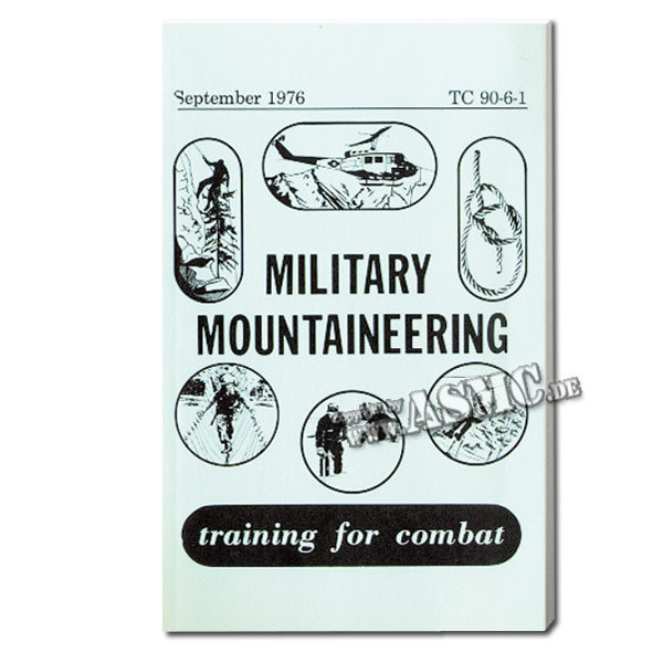 Buch Military Mountaineering