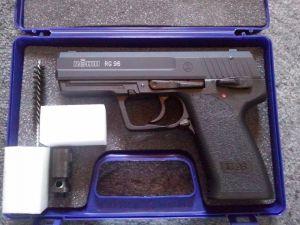 RG96 direkt aus dem Koffer