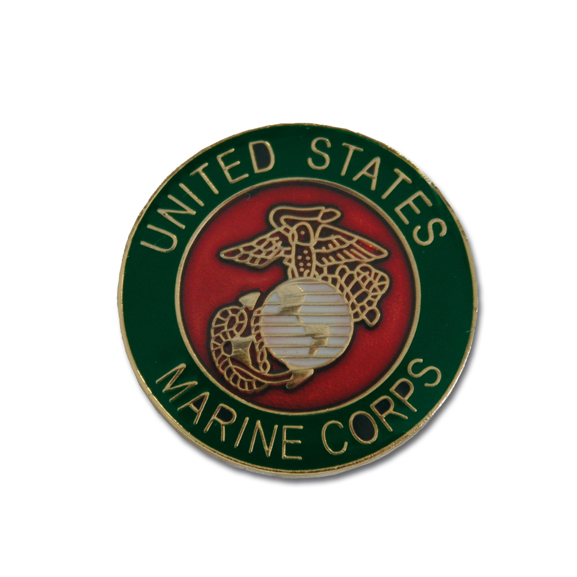 Abzeichen US Pin USMC