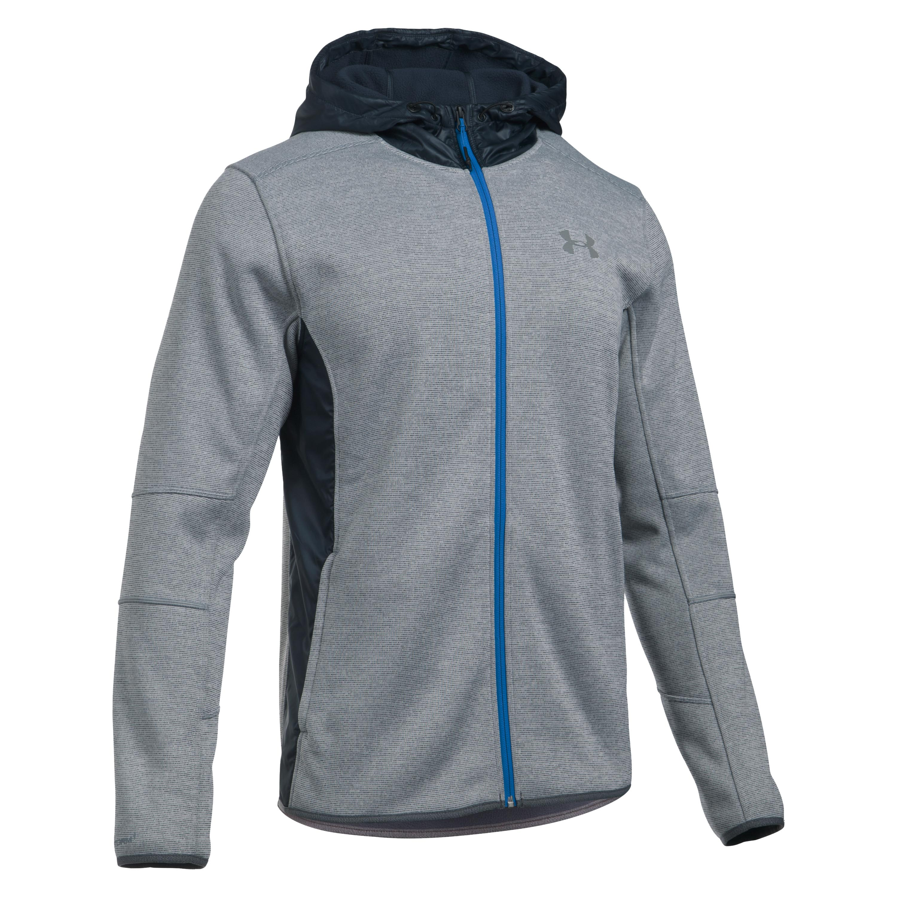 Under Armour Pullover Swacket grau